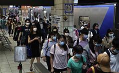 Taiwan Railway ridership falls by half