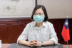 台灣海峽和平首登G7公報 蔡英文:堅守著民主自由信念