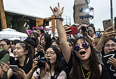 China's 'fan circle' highlights suppressed freedom in entertainment consumerism