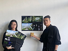 Taiwanese student designers of anti-UV 'shell' awarded gold by Art Directors Club