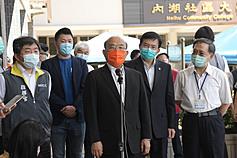 〈時評〉民進黨派系內鬥 台灣閣揆保衛攻防再起