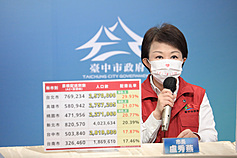 Taiwan's Taichung to set up rapid vaccination stations
