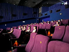 Taiwan loosens COVID restrictions at cinemas, theaters, sports venues