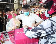 Traditional markets in Taipei urged to go digital post-COVID