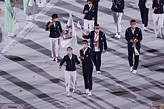 NHK anchor introduces 'Taiwan' team at Tokyo Olympics