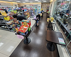 Guidelines announced for convenience store dining in Taipei, New Taipei