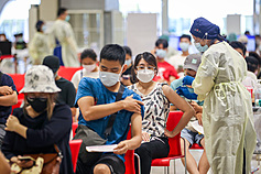 Health ministry aims to loosen Taiwan's border controls by November