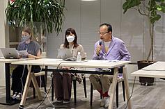 台日藝術家對談共創經驗 北川富朗稱台資源豐富孕育藝術人才