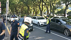 Taipei traffic surges on first day of school