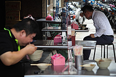 Taipei relaxes limits on indoor dining