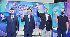 【持續更新】國民黨主席選舉 朱立倫篤定當選 江啟臣提前宣布敗選 韓國瑜呼籲團結