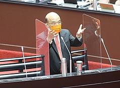 Premier pledges Taiwan will not import irradiated food