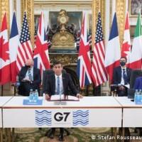 G7 backs making climate risk disclosure mandatory