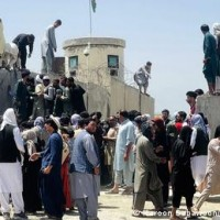 U.S. in final phase of Kabul evacuations, Taliban says ready to take over airport