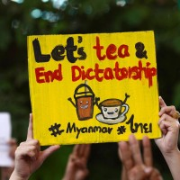 'Milk Tea Alliance' blends Asian discontents but how strong is the brew?