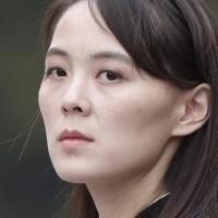 北韓金與正批文在寅「鸚鵡」學舌 美白宮指「拜金會」難發生