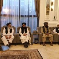 美國、塔利班周末首會晤 雙方代表:談判有建設性