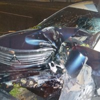 Police officer in coma after high speed pursuit accident
