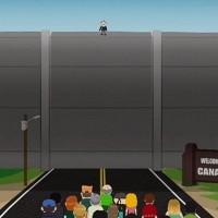 南方四賤客預言:加拿大也要蓋牆 阻擋美國移民
