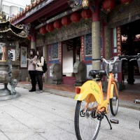 YouBike stations to be added at five train stations in Hsinchu City