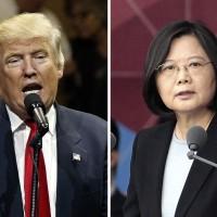 Beijing displeased with Trump-Tsai call