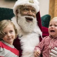 當聖誕老公公不再白白胖胖...黑色聖誕老人的歷史