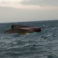 One rescued, six still missing after fishing boat capsizes off Shimen