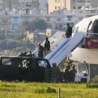 利比亞劫機事件落幕 劫機犯尋求庇護