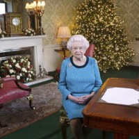 英國女王聖誕致詞:我從無名英雄的貢獻得到力量