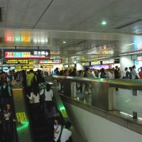 Four airlines to allow check-in at Airport MRT Taipei station