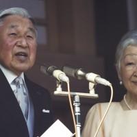 平成時代結束 日本天皇預計2019年退位
