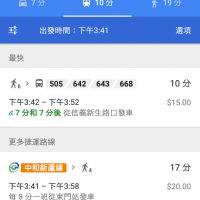 Google Maps now displays real-time transit info in Taiwan