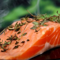 北美鮭魚染絛蟲 專家警告:勿生食