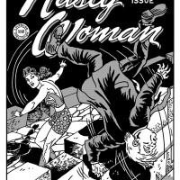 紐約插畫家大搞創意   川普成經典動漫反派角色