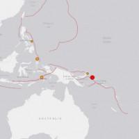 巴布亞紐幾內亞8.0強震 海嘯警報已發布