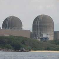 Shutdown of a power plant reactor gives rise to power supply alert