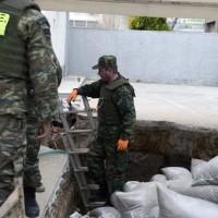 希臘加油站地底發現巨型二戰未爆彈