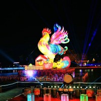 Lantern festival displays to continue in Beigang and Taoyuan