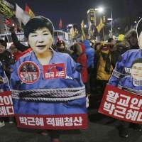 更新:南韓法院宣判彈劾案成立 朴槿惠確定下台