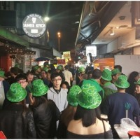 2017 St. Patrick's Day Festivities in Taipei: The Guinness was flowing like a river
