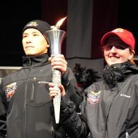 傳遞特殊奧運火炬 警界為台灣跑出世界公益