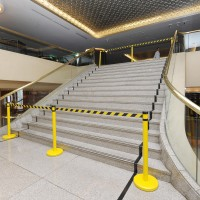 Taipei City orders staircase shut off after two accidents