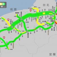 清明連假首日國道塞  北高通行4.6小時