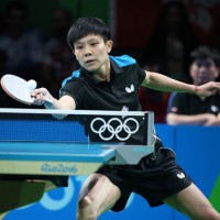 Taiwan's top female table tennis player aspires after glory at upcoming Taipei Universiade