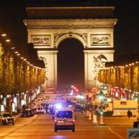 法國大選前3天巴黎槍響  一警死一槍手遭擊斃