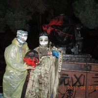 Group claims responsibility for beheading of Chiang Kai-shek statue