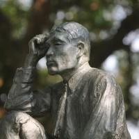 Newly repaired Yoichi Hatta statue unveiled in Tainan