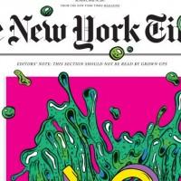 《紐約時報》慶祝母親節:專為12歲小孩打造一份獻禮