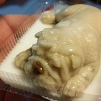 Real looking Thai 'Shar-Pei jelly' challenges you to eat it