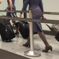 國內首例空姐攜毒闖關 華航發布3點聲明